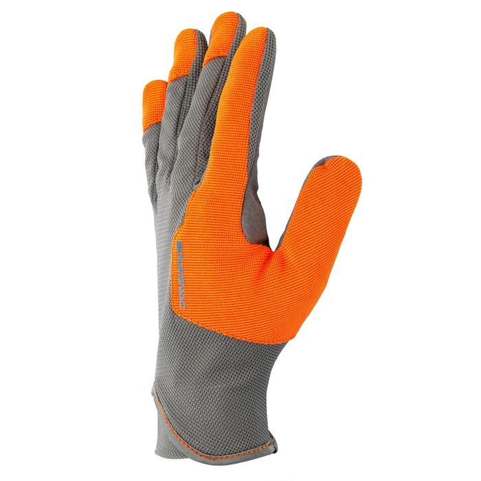 GANTS BALL TRAP GRIS
