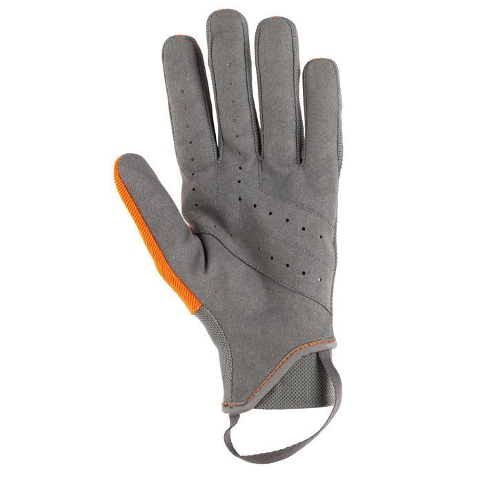 Handschoenen kleiduif grijs
