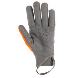 Handschoenen voor kleiduifschieten grijs