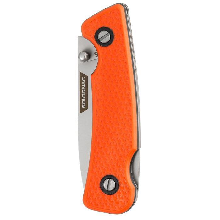 Navaja plegable Axis 75 Grip naranja