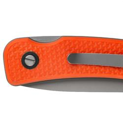 Jagdmesser Axis 75 Grip orange