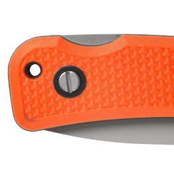 Vouwmes voor de jacht Axis 85 Grip Oranje