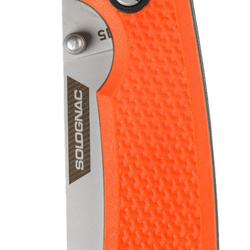 Navaja caza plegable Axis 85 Grip naranja