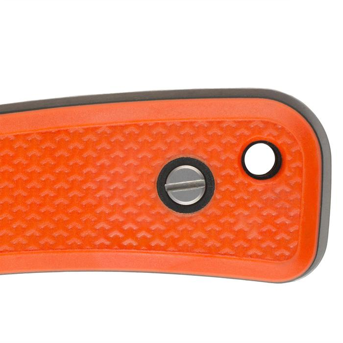 Feststehendes Messer Sika 130 Grip Orange