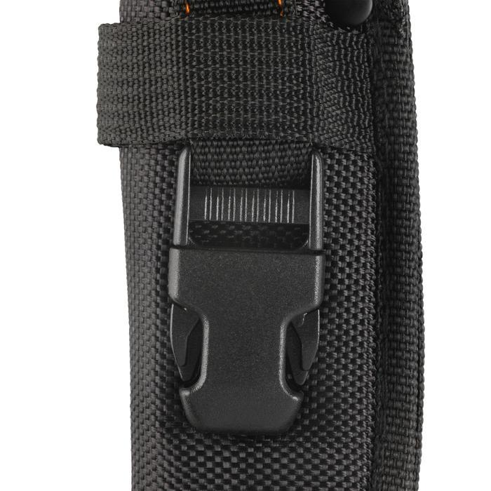 Couteau Fixe Sika 130 Grip Orange - 1148771