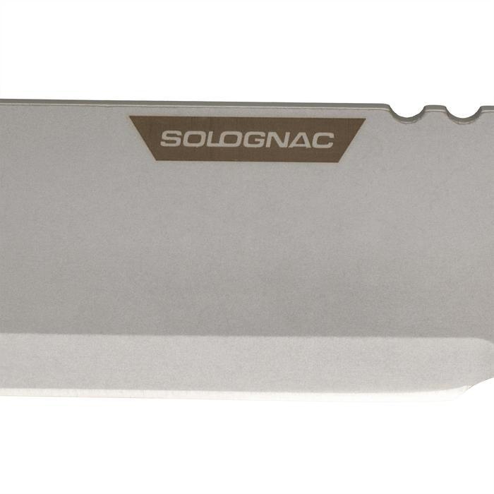 Couteau Fixe Sika 130 Grip Orange - 1148774