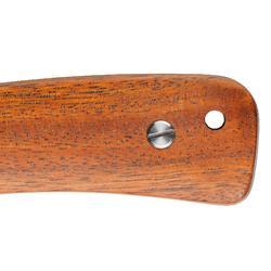 Navaja Sika 200 madera marrón