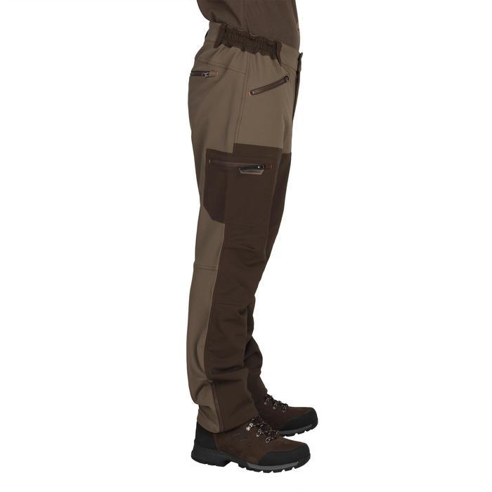 Jagersbroek Renfort 900 bruin droog weer