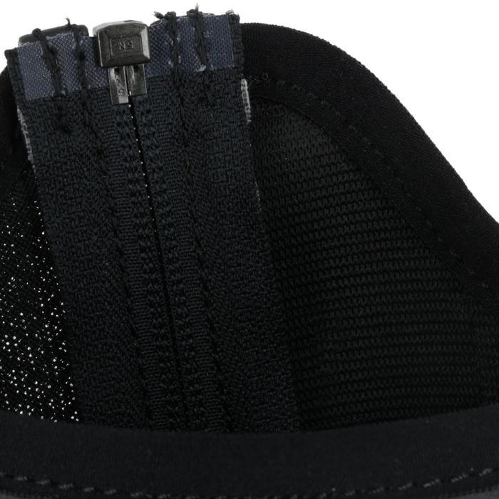 成人款網布馬術綁腿100-黑色