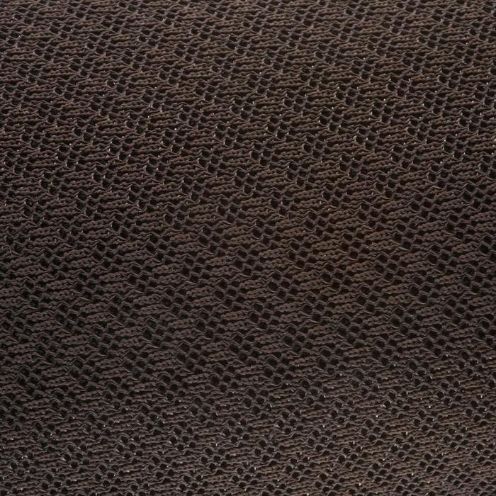 成人網布馬術綁腿100-棕色