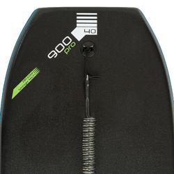 """Bodyboard 900 40"""" con núcleo de polipropileno y stringer + leash"""
