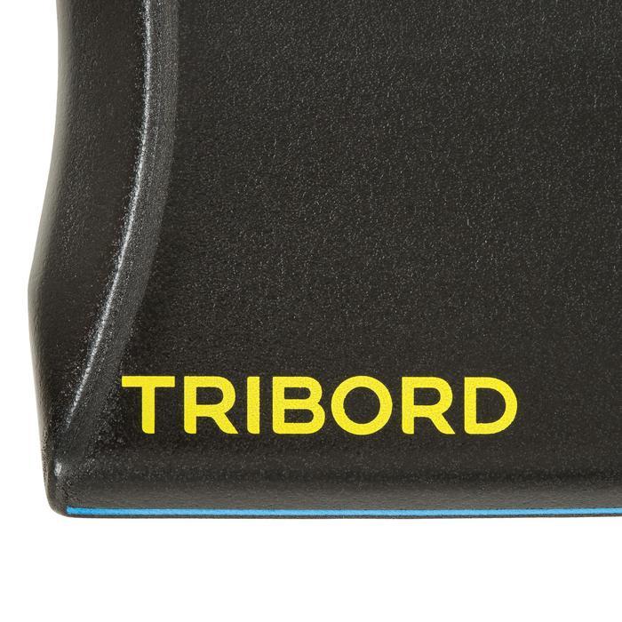 """Bodyboard 900 45"""" con núcleo de polipropileno y stringer + leash"""
