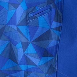 Klimshort Blocshort H blauw