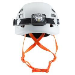 攀岩與登山運動安全帽-岩石灰