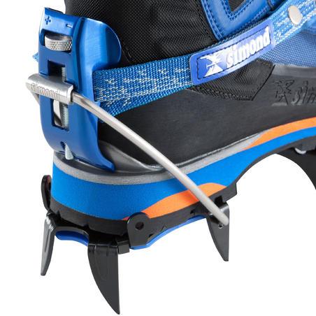 Черевики чоловічі для альпінізму, 3 сезони - Сині