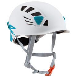 Helm voor klimmen en alpinisme - Rock wit