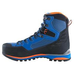 Schoenen voor alpinisme 3 seizoenen heren ALPINISM LIGHT blauw