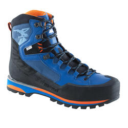 Men's 3 seasons mountaineering boots - ALPINISM LIGHT Blue
