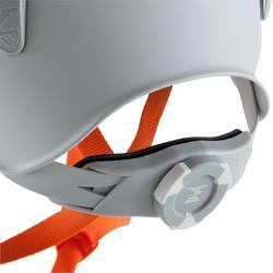 Helm voor klimmen en alpinisme - Rock grijs