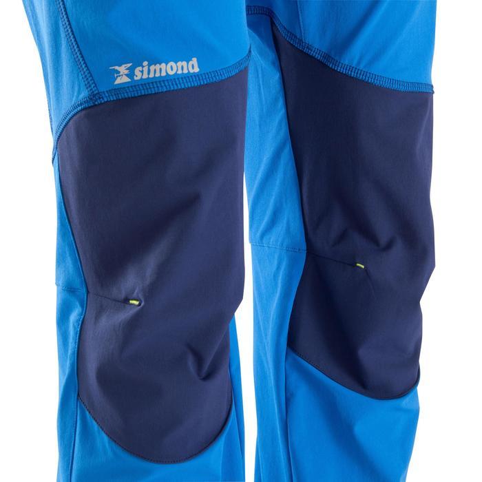 e87fa3b8a1ee Simond PANT ROCK HOMME Bleu Electrique   Decathlon