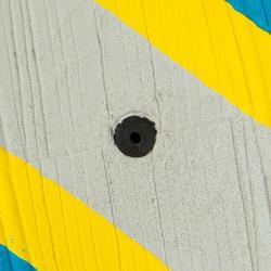 Balón para waterpolo Easypolo talla 3 gris azul