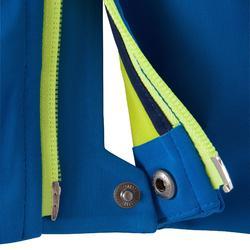 Bergsteiger-Softshelljacke Alpi Light Herren blau