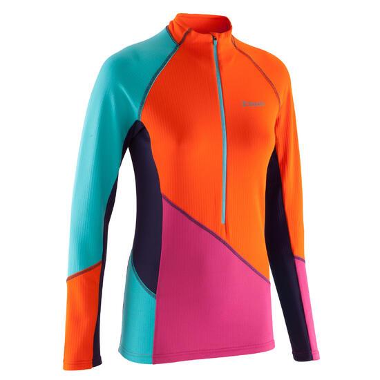 Sweater Alpinism 1/2 rits dames - 1149378