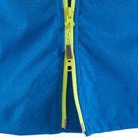 Men's Mountaineering Softshell Jacket - Alpinism Light Blue