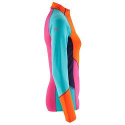 Sweater Alpinism 1/2 rits dames - 1149404