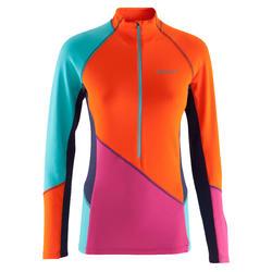 Sweater Alpinism 1/2 rits dames - 1149406
