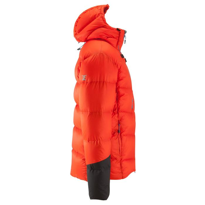 Expeditionsjacke Makalu II rot