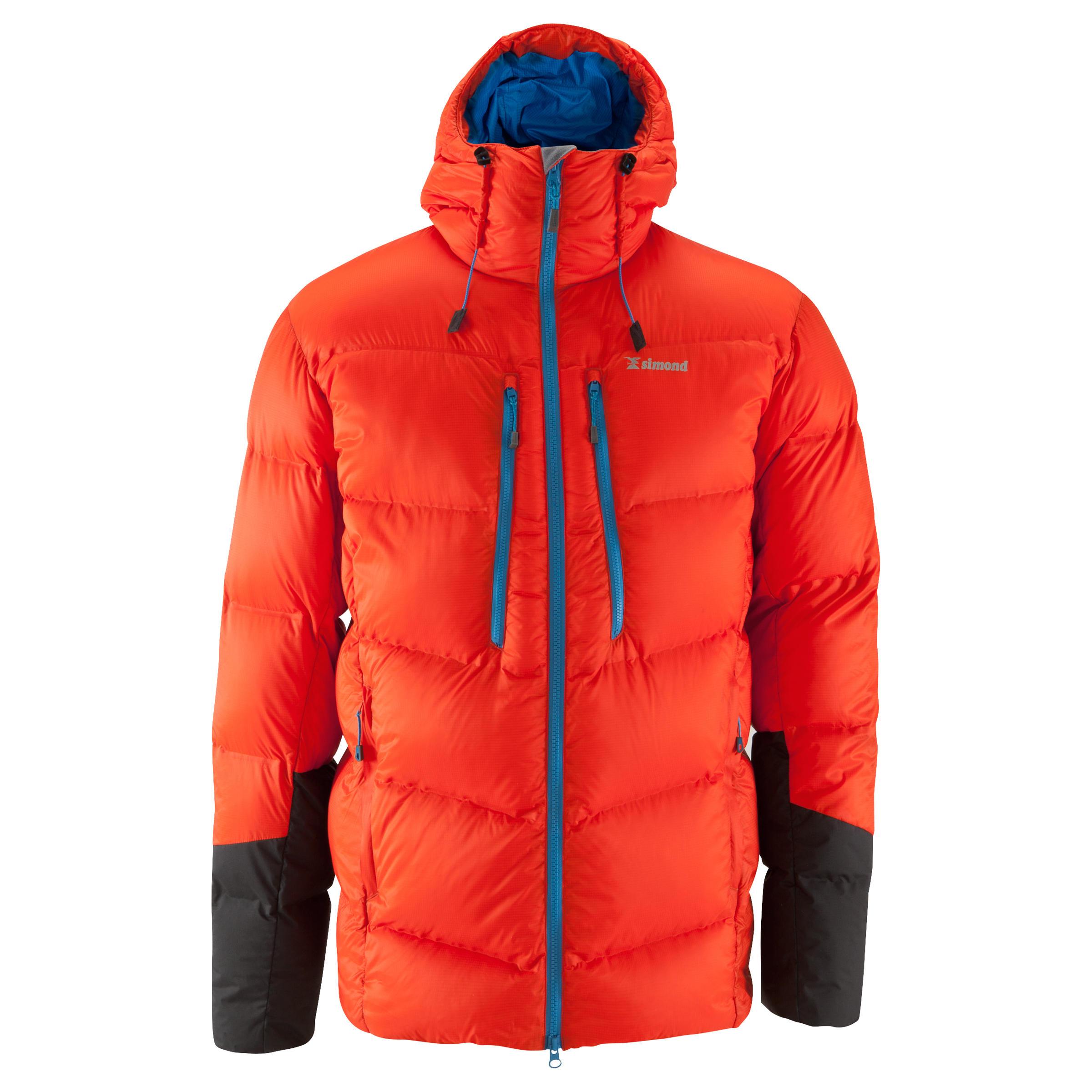 Puffer Down Jacket for -30 Degrees Simond Makalu II