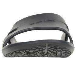 Badslippers Slap 100 Basic grijs