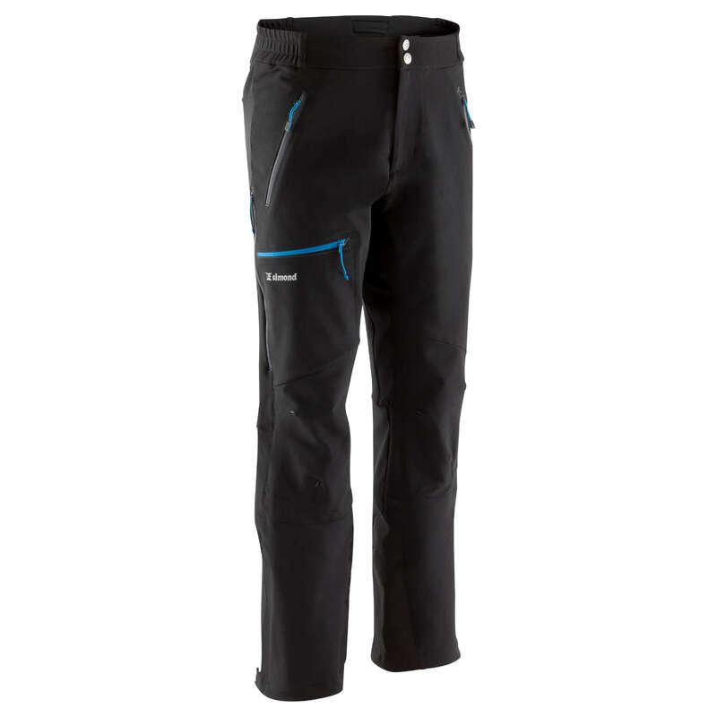 Téli alpinista ruházat Sziklamászás, alpinizmus - Férfi nadrág alpinizmushoz SIMOND - Mászóruházat, mászócipő