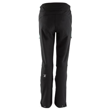 Women's Mountaineering pants - Alpinism Black