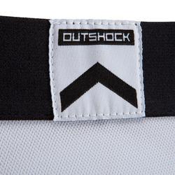 COQUILLA DE PROTECCIÓN JOCKSTRAP OUTSHOCK 100 HOMBRE Y JUNIOR BLANCO