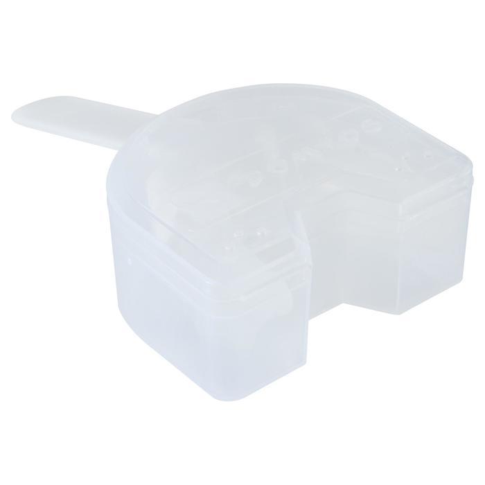 Zahnschutz 100 Boxen Kampfsport Größe S transparent