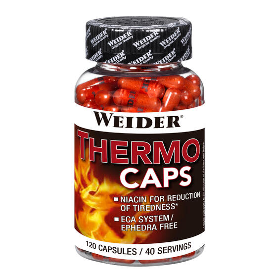 Voedingssupplement Weider Body Shaper Thermo 120 capsules - 1149650