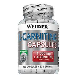L-carnitine Weider Body Shaper 100 capsules