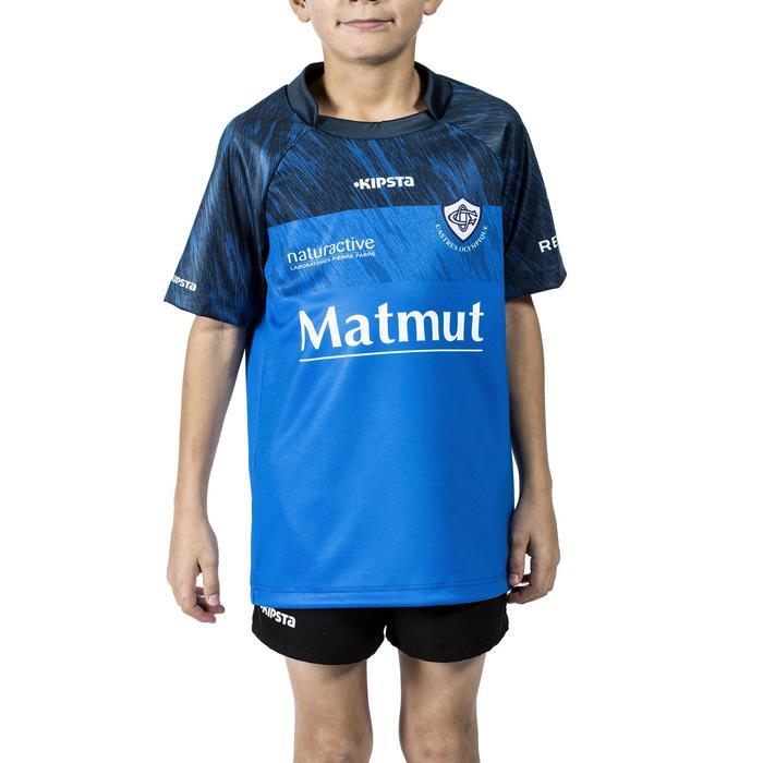 Maillot replica enfant Castres Olympique TOP14 extérieur 2016 2017 - 1149720