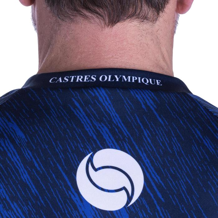 Maillot replica adulte Castres Olympique TOP14 extérieur 2016 2017 - 1149726