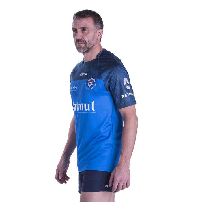 Rugby Heimtrikot 2016-2017 Castres Olympique TOP 14 Replica Erwachsene