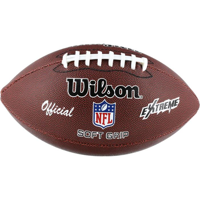 Football American NFL Extreme für Erwachsene offizielle Größe braun