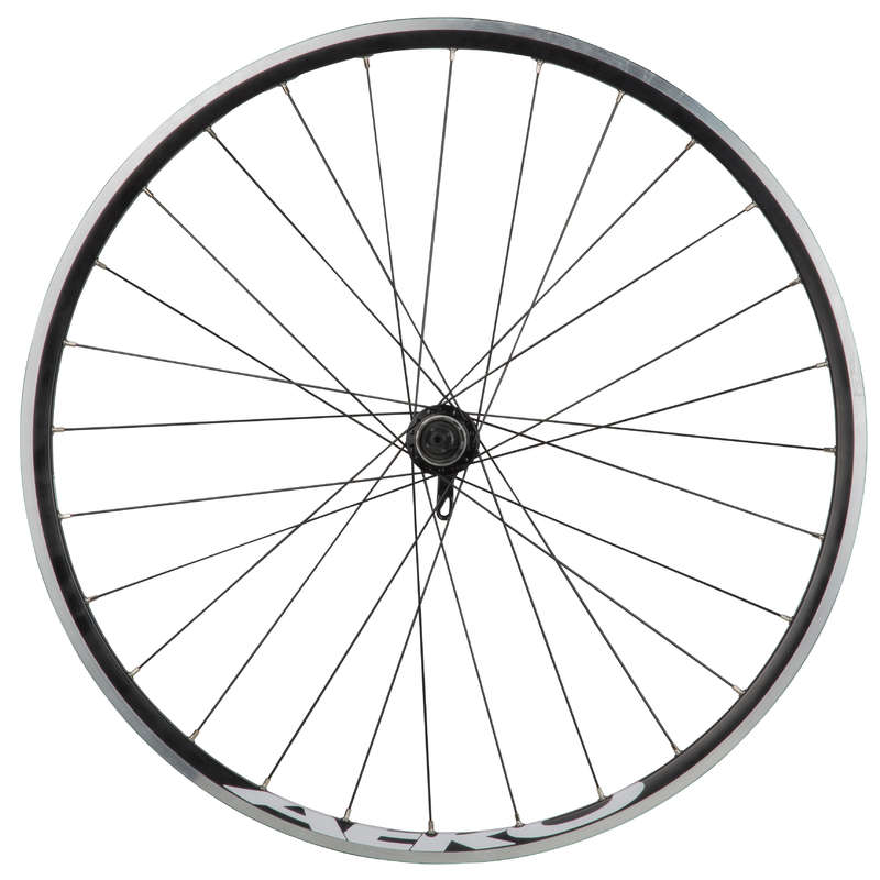 WHEELS Cycling - Triban 520 Road Bike Rear Wheel - ETRTO 622x15C TRIBAN - Cycling