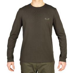 Shirt SG100 met lange mouwen groen