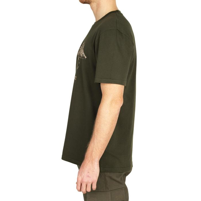 T-SHIRT CHASSE SG100 SANGLIER - 1149855