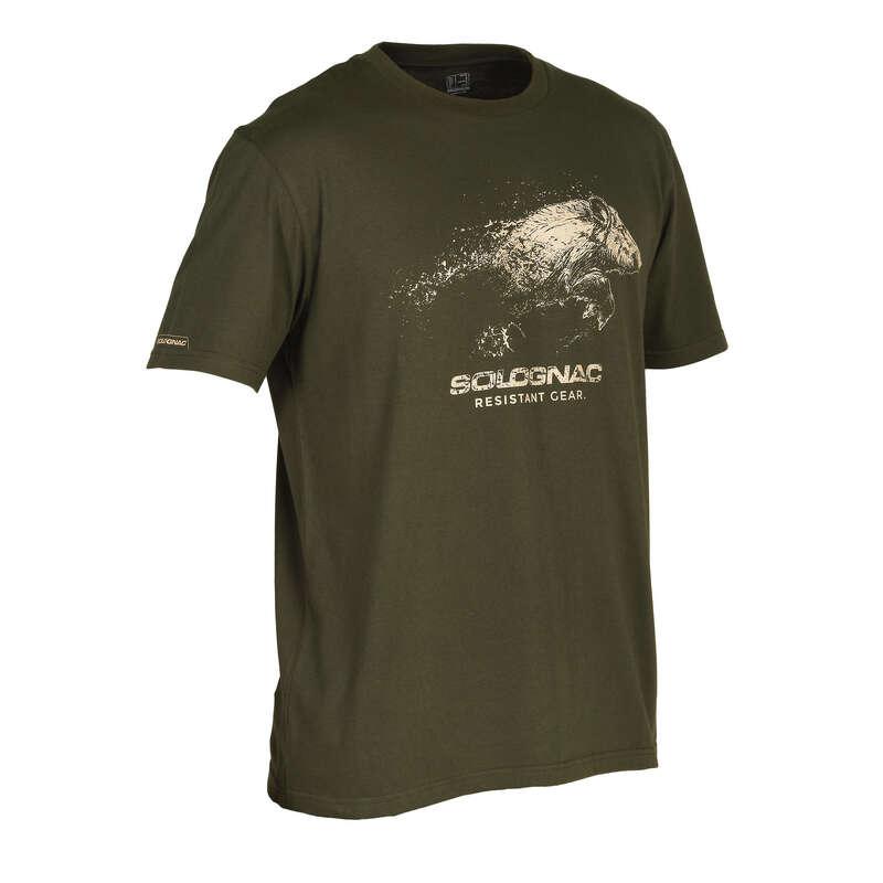 Футболки и рубашки Большие размеры - Футболка 100 MC  SOLOGNAC - Большие размеры
