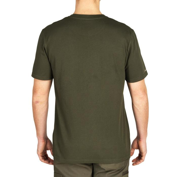 T-shirt manches courtes chasse 100 Sanglier