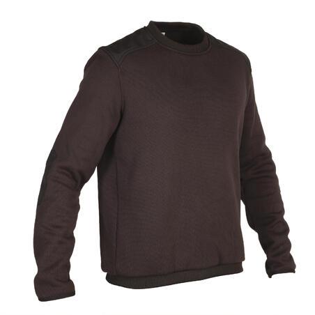 300 hunting pullover - black