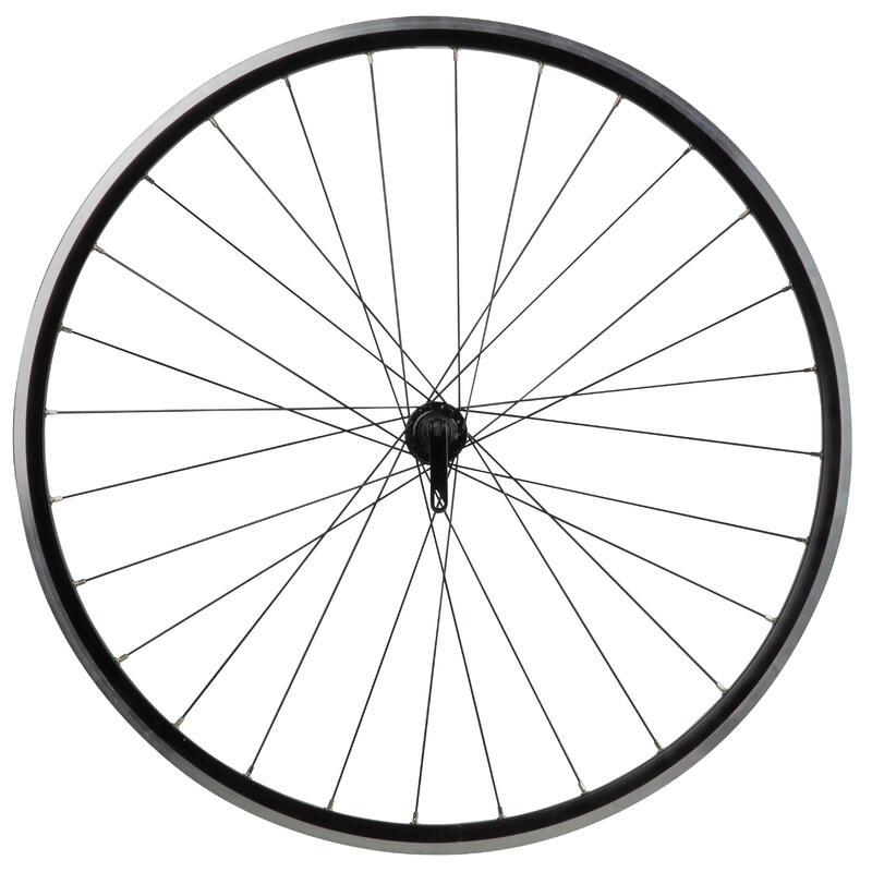 Triban 100 700 Double-Walled Front Road Bike Wheel